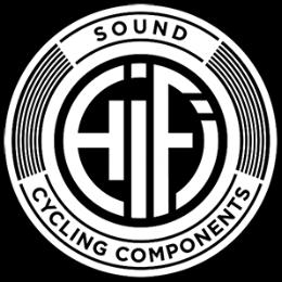 Hifi wheels logo