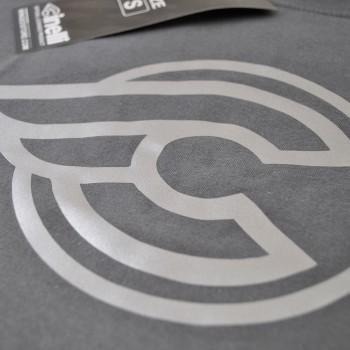 Cinelli wingedreflective t-shirt logo