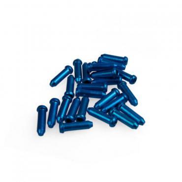 Licello kabel eindkapjes blauw