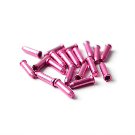 Licello kabel eindkapjes roze
