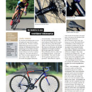 Licello test in FIETS magazine