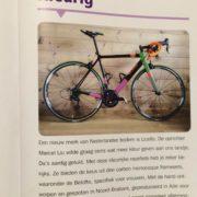 Belofte 1.0 in fietssport magazine van de NTFU