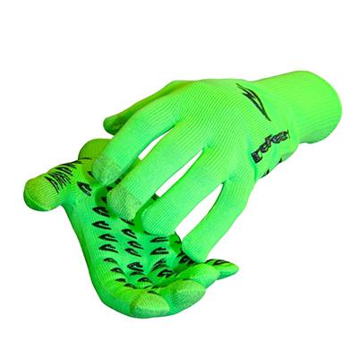 Defeet DuraGlove ET HiVis groen
