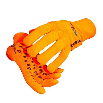 Defeet DuraGlove ET HiVis oranje