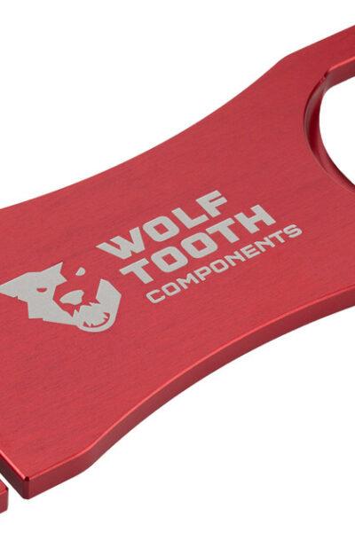 Woolftooth flessenopener tool