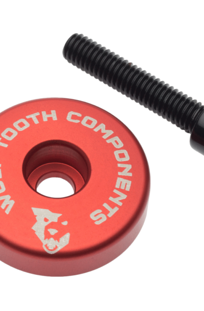Woolftooth top cap spacer rood