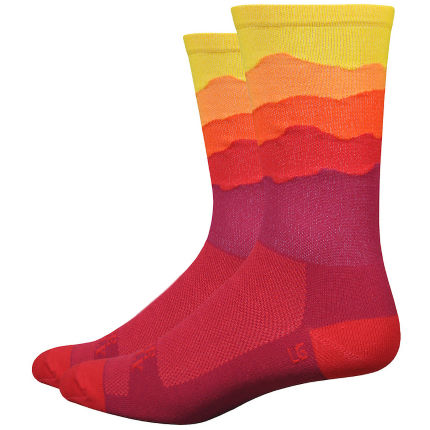 Defeet Aireator Skyline Sunset sok
