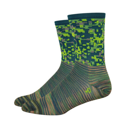 Defeet Recon Digital Camo groen