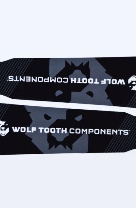 Wolf tooth crank skin zwart