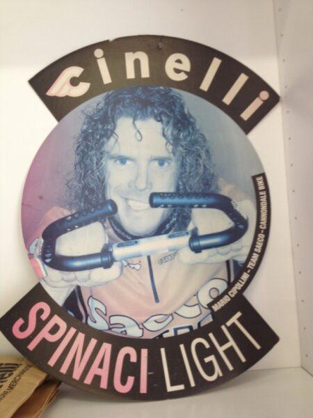Mario Chipo spinaci light