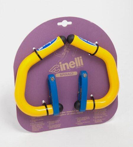 cinelli-spinaci blauw geel