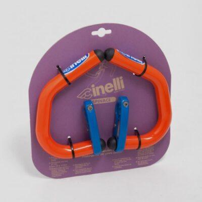 cinelli-spinaci oranje blauw