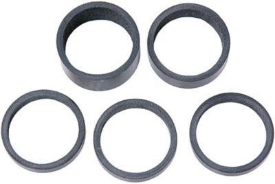 Licello carbon spacer set
