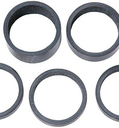 Licello carbon spacer set