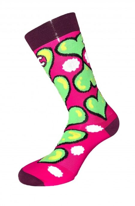 Cinelli Heart sokken voor
