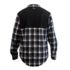 handup-flextop-flannel-navy-white-donkerblauw back
