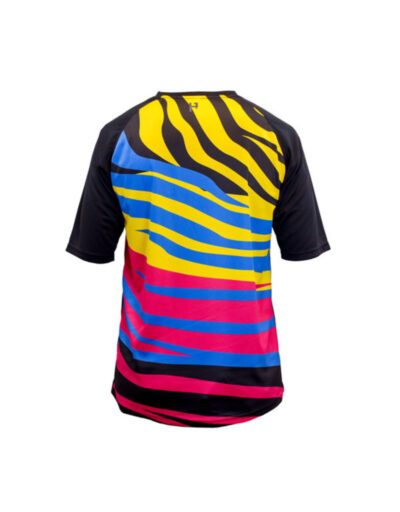handup short sleeve jersey zebra party1
