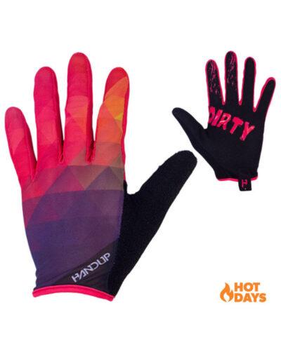 HandUp summer zomer light glove pink prizm