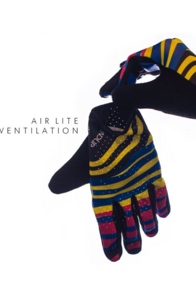 HandUp summer zomer light glove zebra party