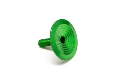 AbsoluteBlack-geïntegreerde-Top-cap-topcap-bolt-groen