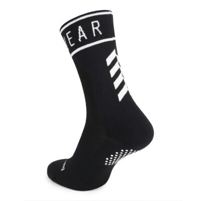 SPATZWEAR 'SOKZ' Long-Cut Socks zwart1